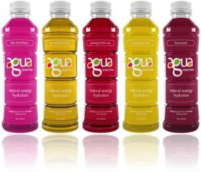 Agua Enerviva Energy Drink