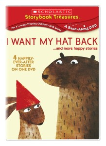 I Want My Hat Back DVD