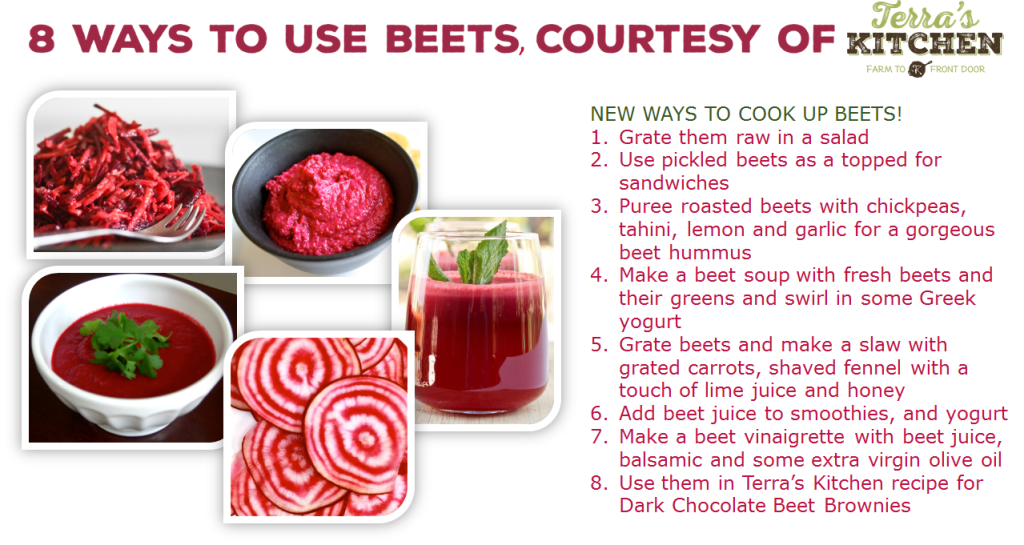 8 Ways To Use Beets