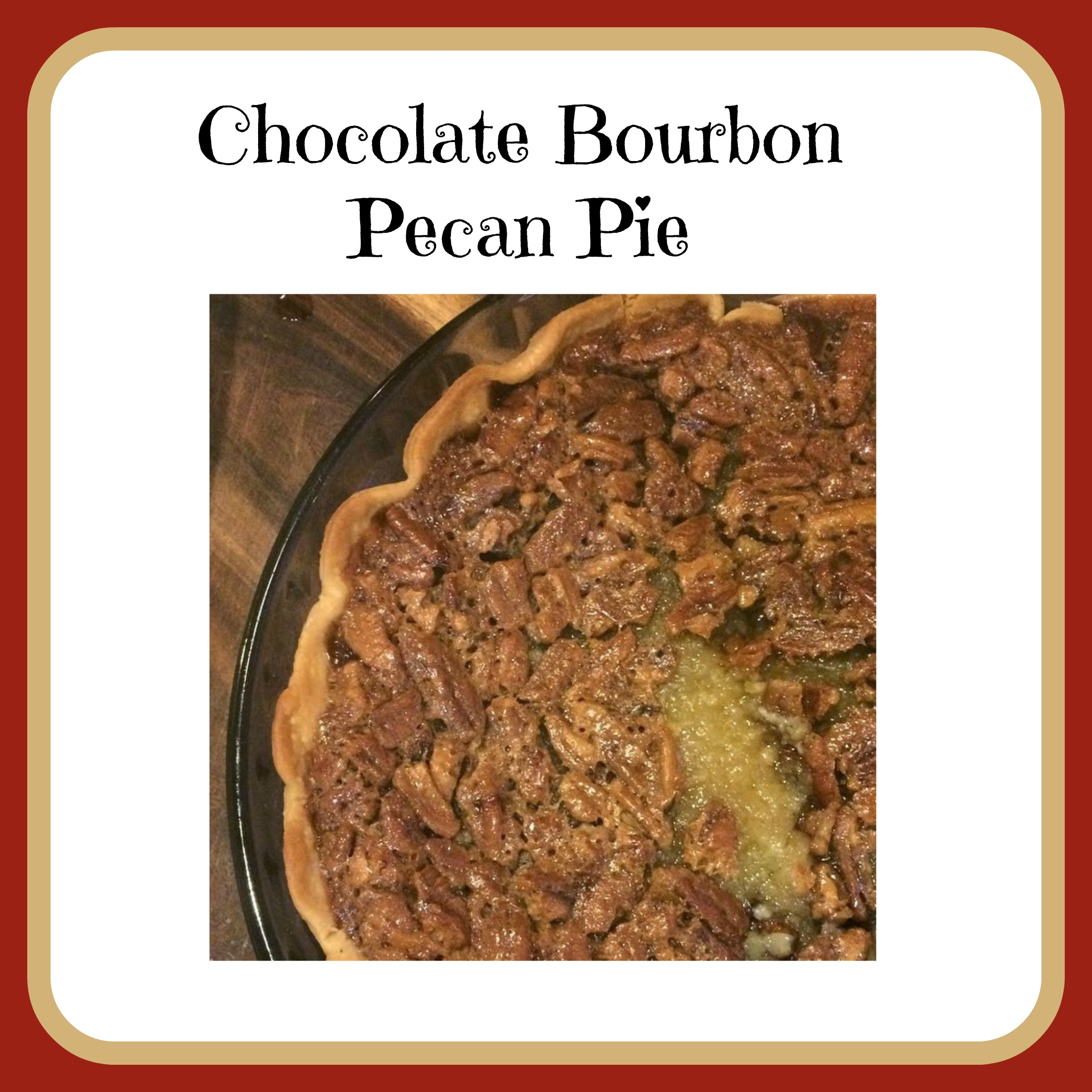 ... pies are tasty too but if given the choice i would pick the pecan pie