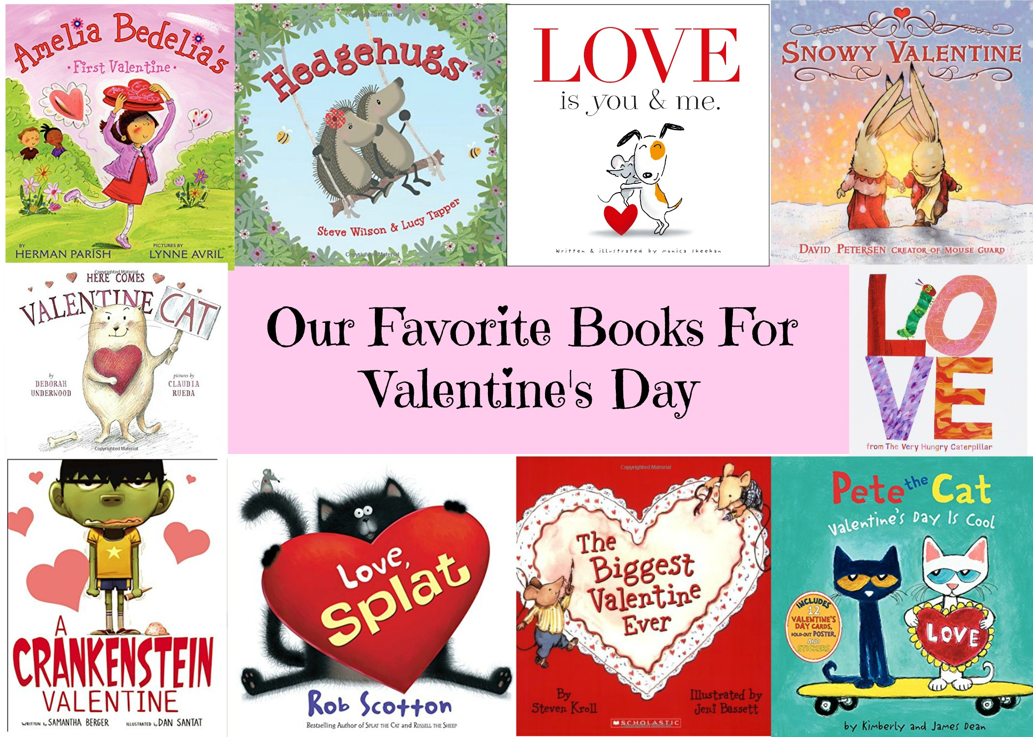 Valentine Favorites