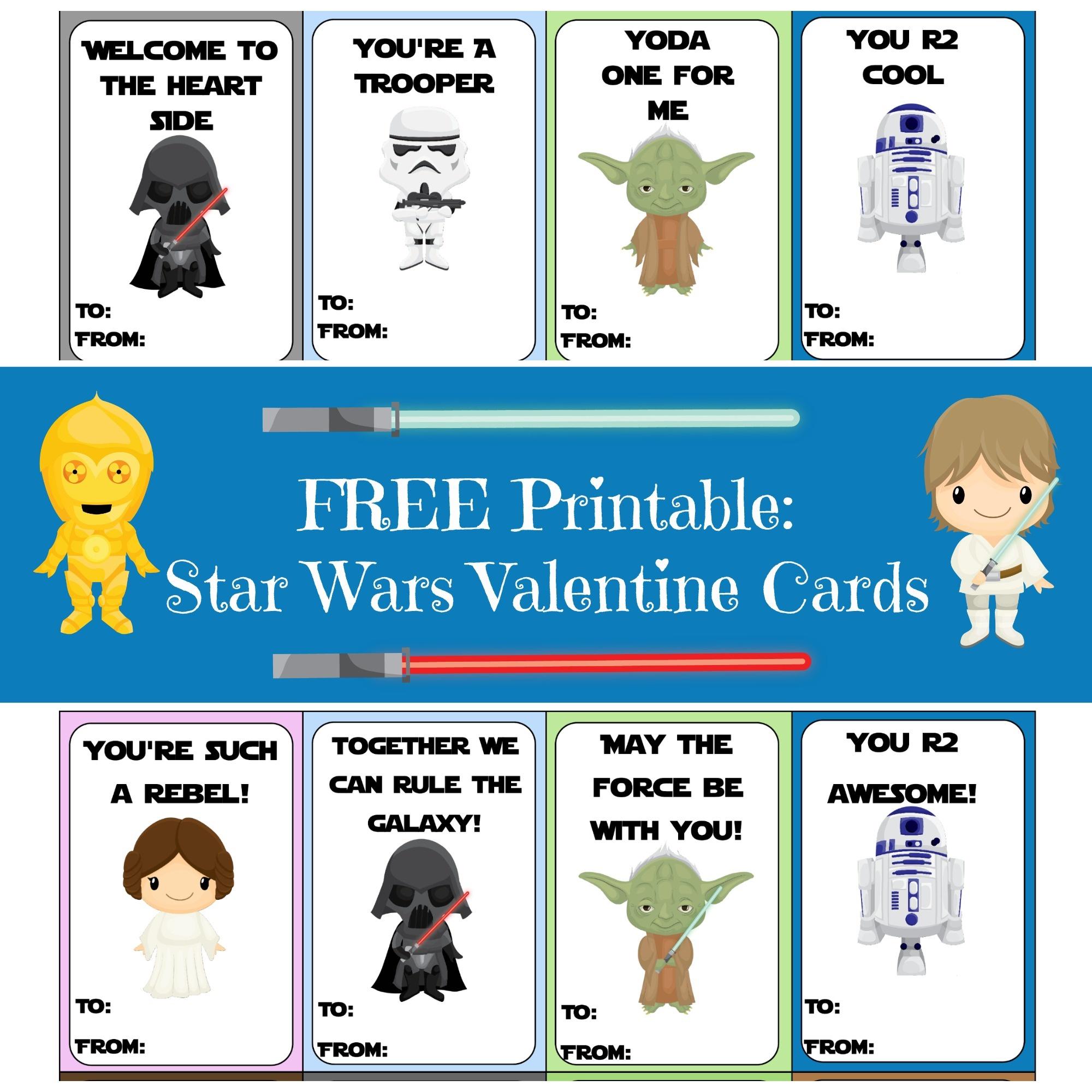 Valentine bookmark to color - Minecraft Bookmark Printable Free Star Wars Valentine Cards 2000x2000