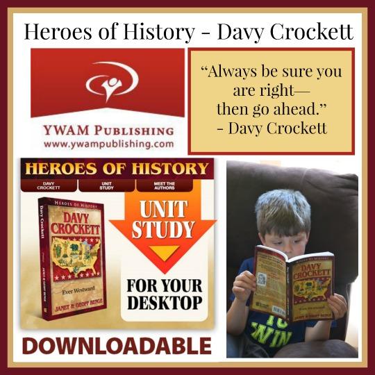 Heroes of History: Davy Crockett -