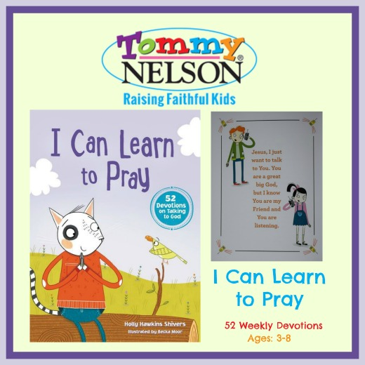 I Can Learn To Pray6