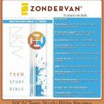 Zondervan NKJV Teen Study Bible