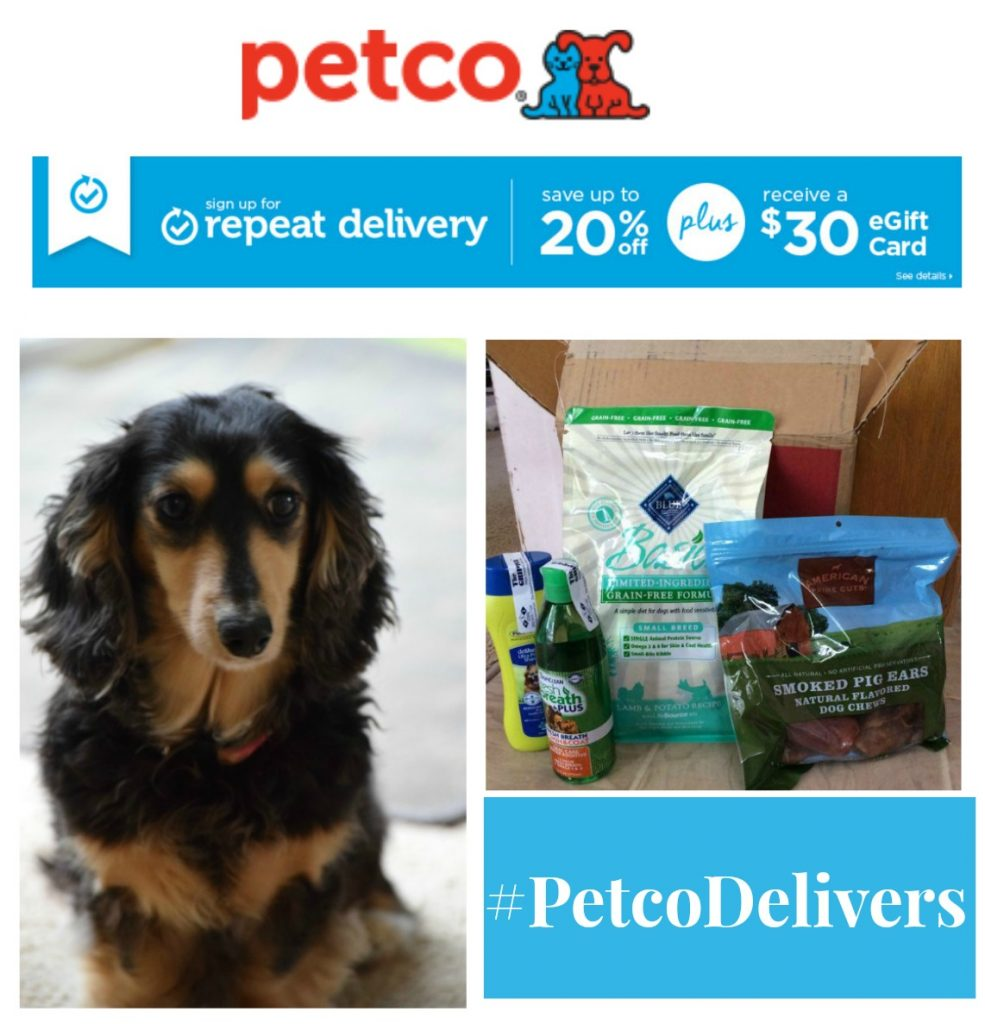 Petco Delivers