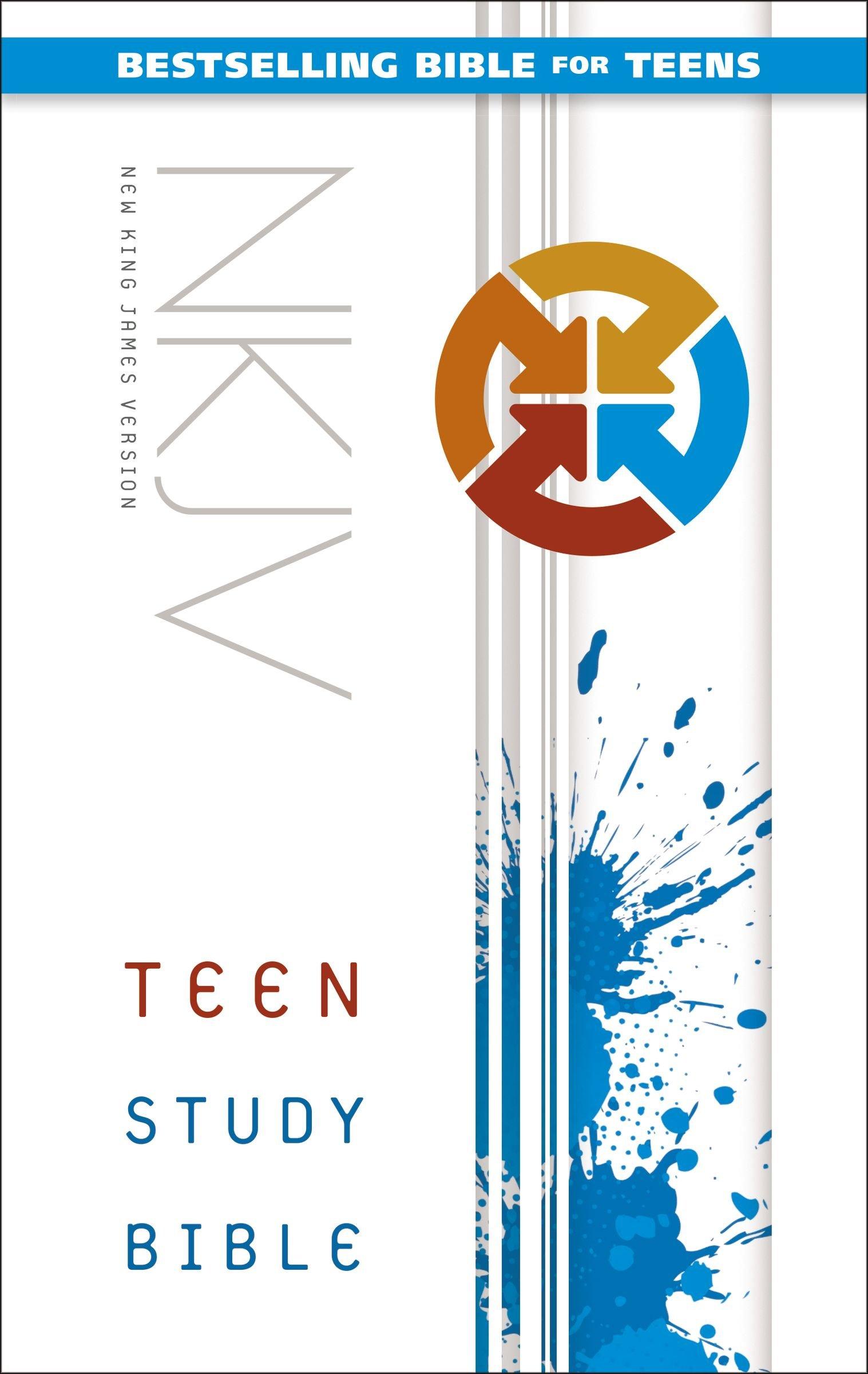 Zondervan Teen Study Bible 43