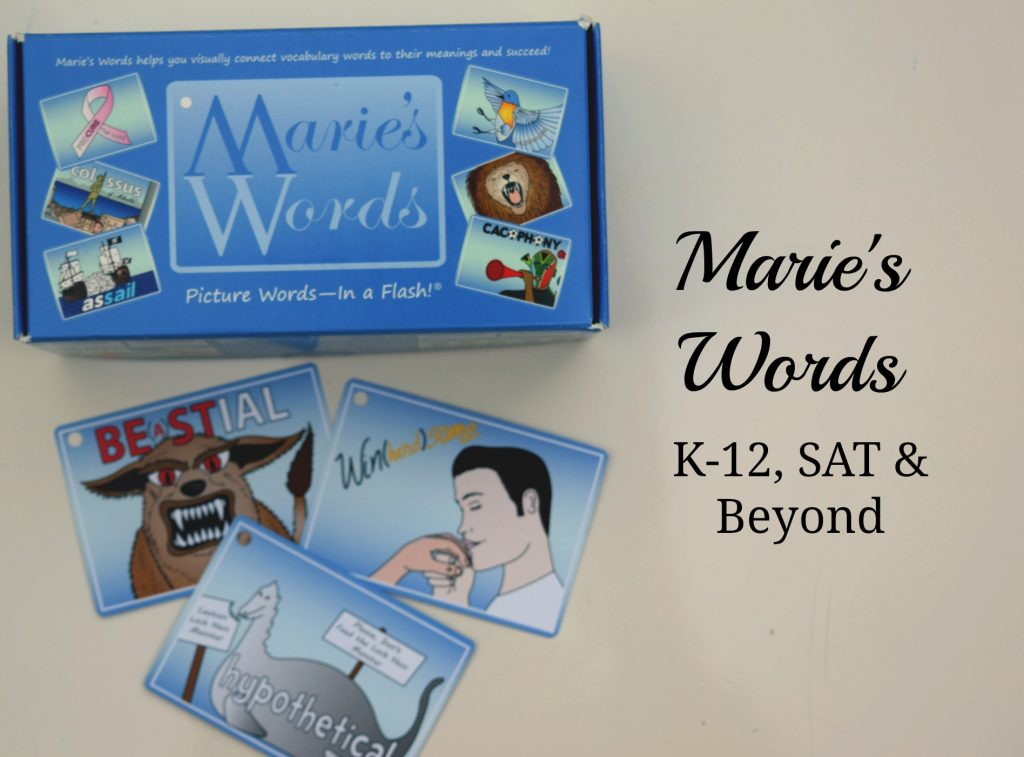 Maries Words - Review