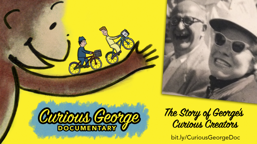Curious George Documentary_Key Art_KS Campaign