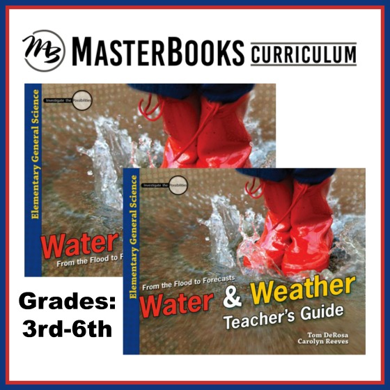 Masterbooks Water & Weather