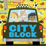 Cityblock Board Book for ages 3-5
