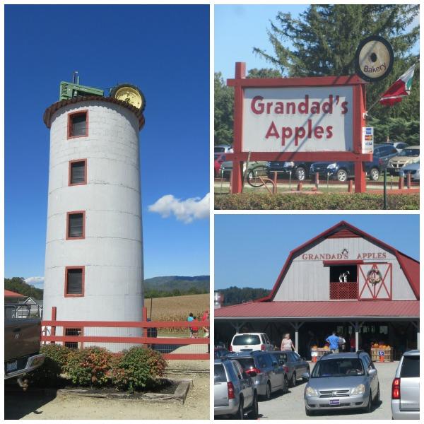 Grandad's Apples N' Such ~ Hendersonville, NC
