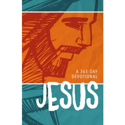 Jesus: A 365-Day Devotional for ages 8-12
