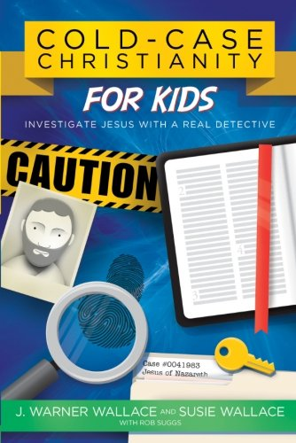 Cold-Case Christianity For Kids | Ages 8-12